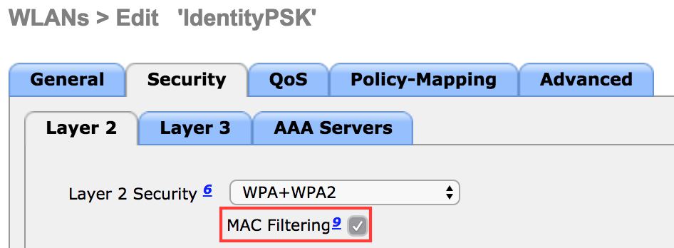 Cisco Identity PSK - What is it, and how is it configured