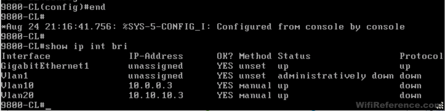 Deploying and Configuring the Cisco Catalyst 9800-CL in